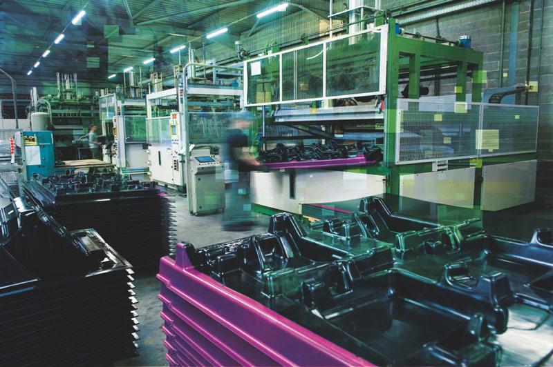 machine thermoformage plastique cytec