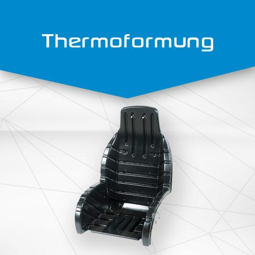 thermoformung